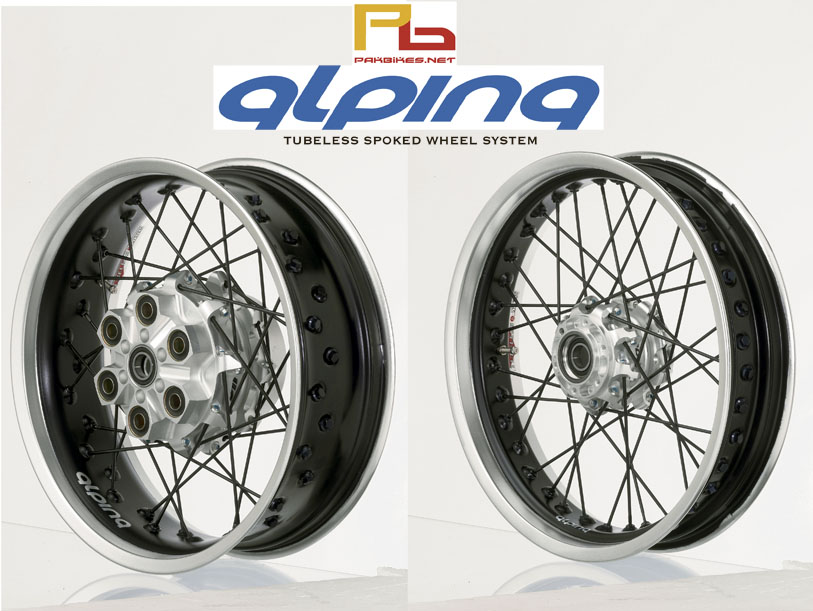 Tubeless Tires Page Triumph Forum Triumph Rat Motorcycle Forums - Alpina motorcycle wheels